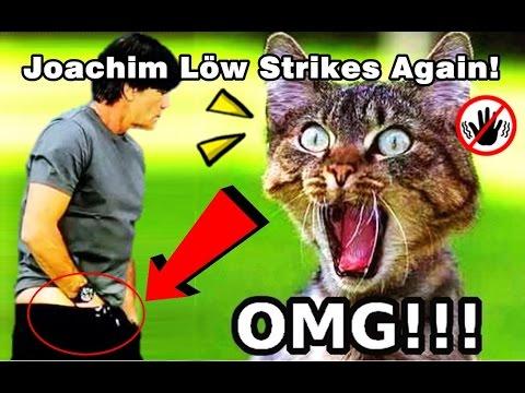 Germany football coach Joachim Low Strikes Again! EURO 2016 & Africa 2014 & Euro 2012 & Germany 2006