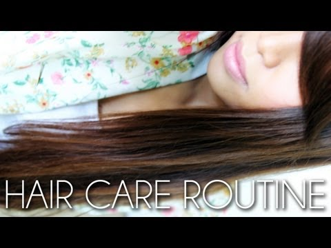 Hair Care Routine & Tips for Long. Shiny Hair - Bebexo