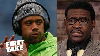 Michael Irvin: Russell Wilson is my MVP | First Take