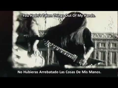 Anthrax - Only [Lyrics Y Subtitulado Al Espaol]