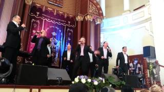 Oseh Shalom Turetsky Choir Kharkov Synagogue