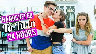 Download Lagu HANDCUFFED to my TWiN for 24 HOURS Gratis STAFABAND