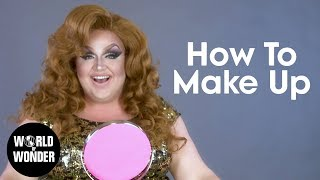 Eureka O'Hara's Hom-brow: HOW TO MAKEUP