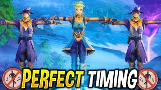 *NEW* Emotes Perfect Timing..! (Dance At The Same Time)