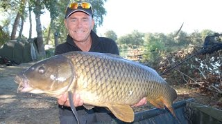 Stalking fishing for carp with Roberto Ripamonti