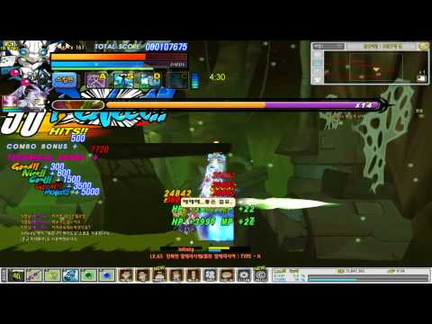 Elsword KR: Shelling Guardian 4-x Secret HELL BOSS