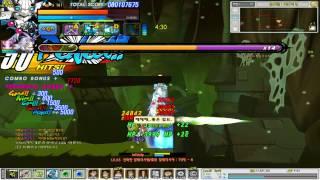 Elsword KR: Shelling Guardian 4-x Secret HELL BOSS