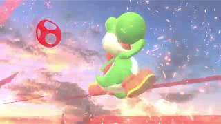 Smash Ultimate: Characters with Origin Victory Themes