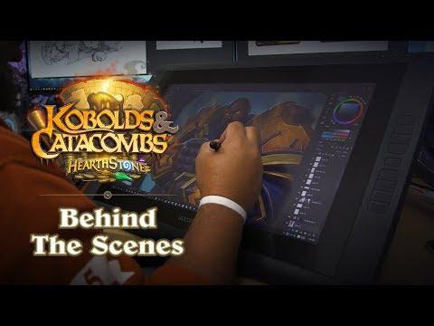Hearthstone: Kobolds & Catacombs, Behind the Scenes