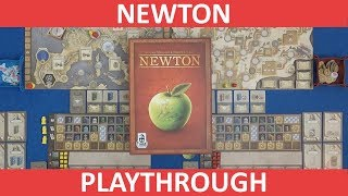 Newton - Playthrough - slickerdrips
