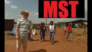 MST Acampamento / Invasão / Assentamento / Ocupação - Sem Terra - Mato Grosso