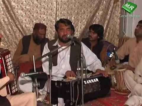 Ustad Salhy Azad Urdu Song Sharab Pee Lena By Najeeb Shadi video