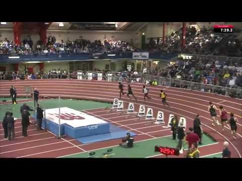 M 5k F01 (American, Collegiate & High School 5k record, Millrose 2012)