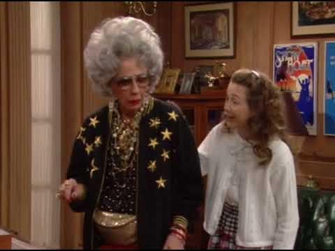 The Nanny -  Yetta lost it