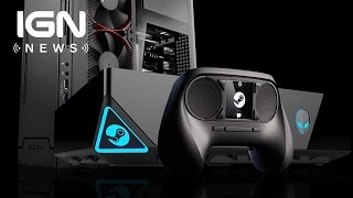 Steam Machine Release Dates and Pre-Orders Revealed - IGN News