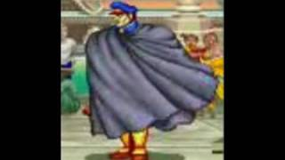 Hyper Street Fighter II - M. Bison