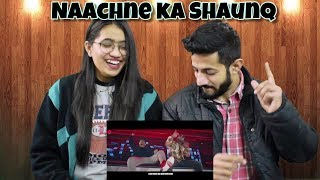 Naachne Ka Shaunq Raftaar Brodha V Reaction