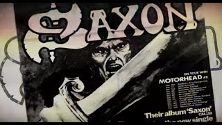 SAXON - They Played Rock And Roll (Lyric video)