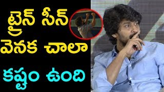 Nani Shares Struggle Behind the Train Scene | Nani | Shraddha Srinath | Jersey