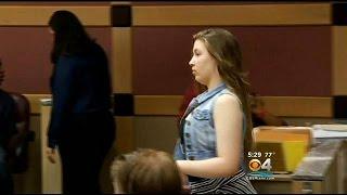 Girl Accused In Hollywood Teen Rape Back In Custody