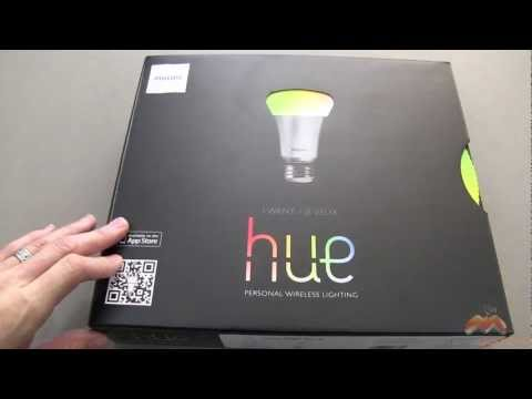 Philips Hue Wireless Lighting Review & Tutorial
