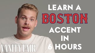 Actor Learns a Boston Accent in 6 Hours | Vanity Fair