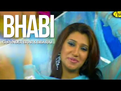 Bhabi Gurvinder Brar & Miss Pooja [ Official Video ] 2012 - Anand Music video