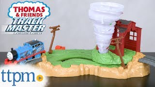 Thomas & Friends Track Master Twisting Tornado Set from Mattel