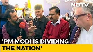 """All Leaders Are Better Than Narendra Modi,"" Chandrababu Naidu Tells NDTV"