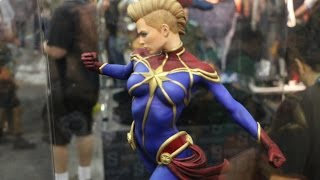 "WonderCon 16: ""Captain Marvel by Sideshow Collectibles"""