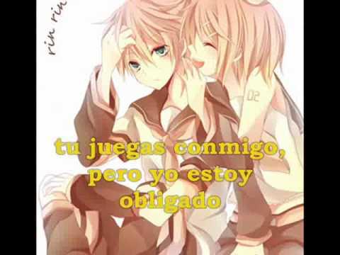 Kagamine Rin y Len Kiss Kagamine Rin x Len I'm in