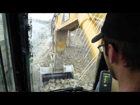 A Lesson on Real Coffee and Loading Trucks - Cat 385C LME Music Videos