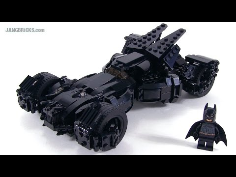 LEGO new 2016 Batmobile (custom)
