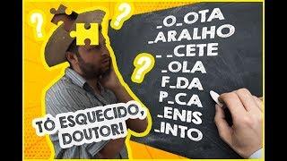 Tô Esquecido, doutor! - Marcelo Parafuso Solto
