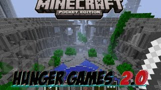 Minecraft PE Hunger Games Abandoned City