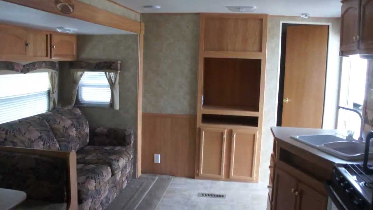 2007 Crossroads Zinger Zt29fb Travel Trailer For Sale