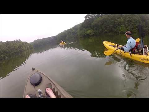 GoPro HD - Kayak Fishing Prank
