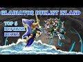 Top 5 Duelist Island -Gladiator- Defense Decks [Yu-Gi-Oh! Duel Links]