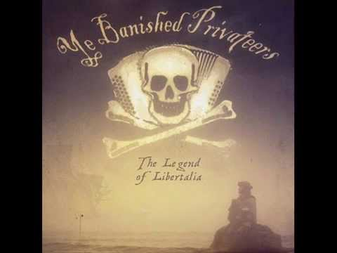 Ye Banished Privateers - Gangplank