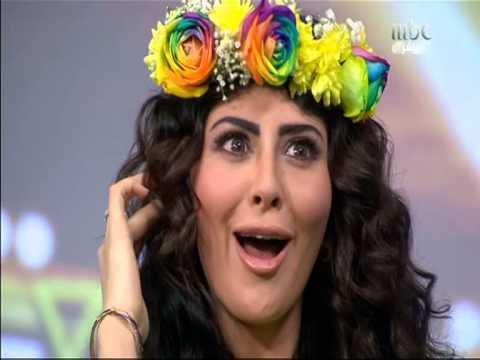 مريم حسين تقلد حليمة بولند وامل عوض في برنامج اصداء العالم مع مصطفي الاغا Music Videos