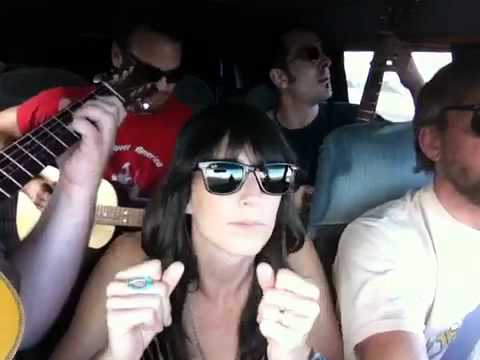 Linda Ronstadt - You're No Good - Cover by Nicki Bluhm and The Gramblers - Van Session 5