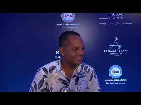 Mohamed Hilmy, general manager, Sun Aqua Spa at Sun Aqua Pasikudah