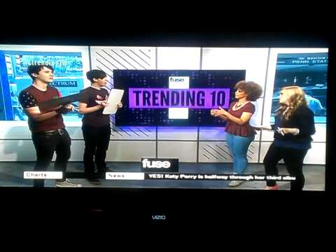 Dan and Phil Trending 10 FUSE
