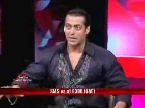 India Question Wih Salman Khan and Katrina Kaif Part3