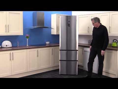 Haier A2FE735CXJ Frost Free Fridge Freezer