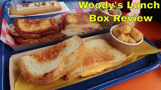 Woody's Lunch Box - Lunch Review - Toy Story Land
