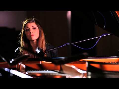 Christina Perri - Give Me Love Live at British Grove Studios