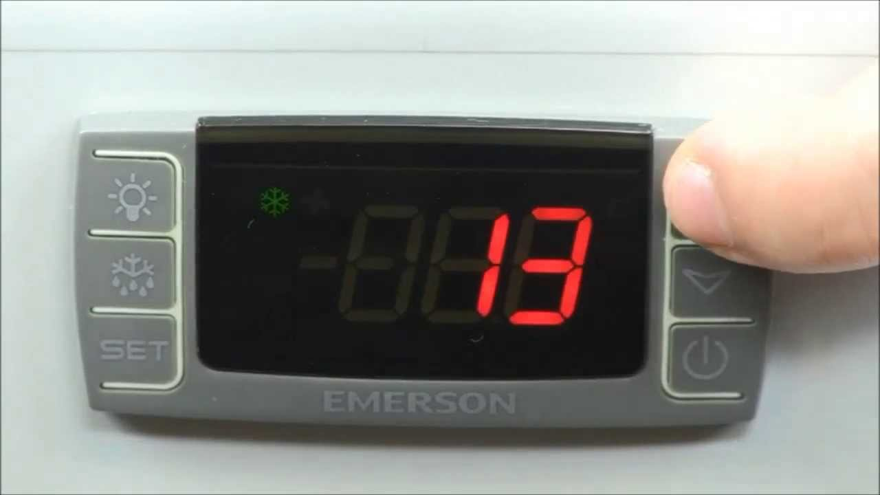 Emerson Electronic Defrost Control Youtube