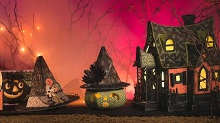 Haunted Forest SVG Kit - Trailer