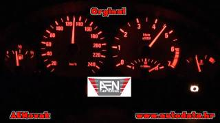 BMW 318i e46 87Kw (118Ks) 1998g 194E1 BMS46 - AENovak Chip Tuning